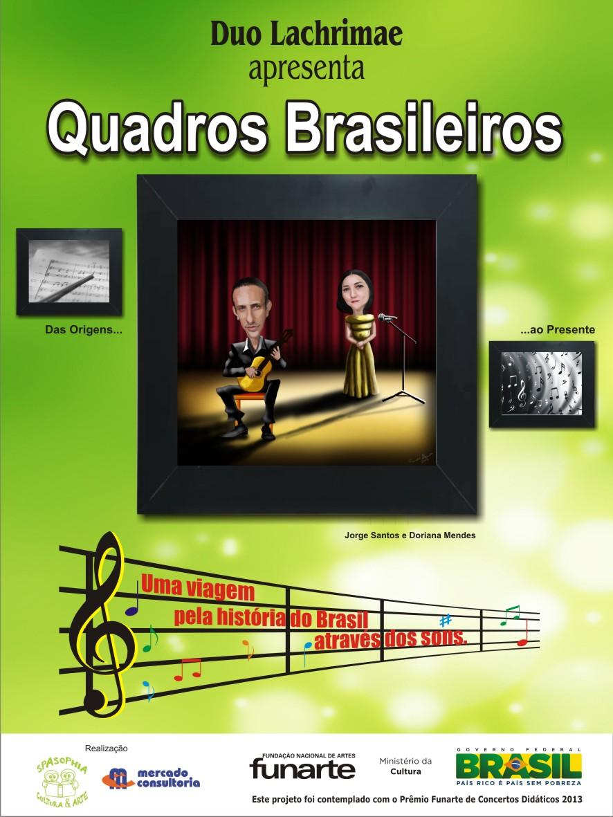 Duo Lachrimae - Prêmio FUNARTE de Concertos Didáticos