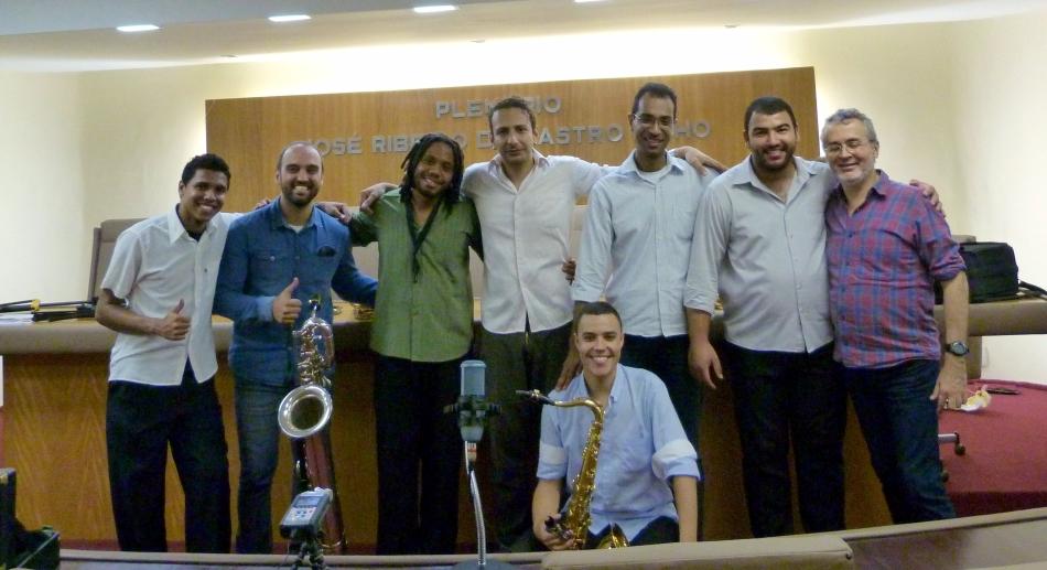 2˚ concerto Projeto BC e Quarteto de Saxofones 4x4 - foto
