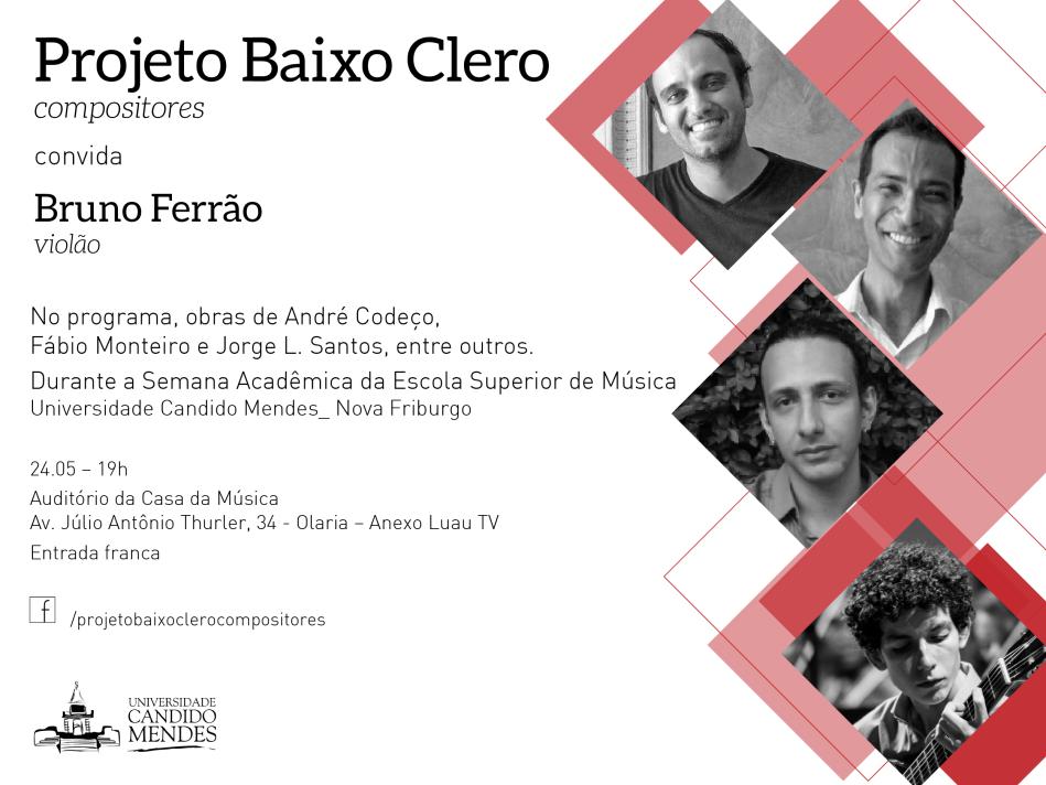 Projeto BC convida Bruno Ferrao flyer01